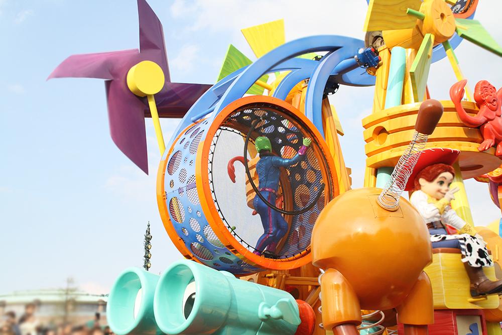 Nouvelle parade Disney
